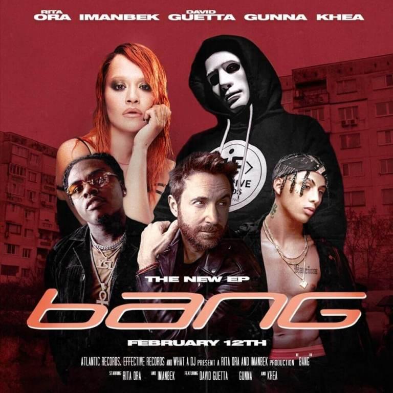 Rita Ora & Imanbek - Bang EP
