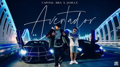 CAPITAL BRA & JAMULE - AVENTADOR Lyrics