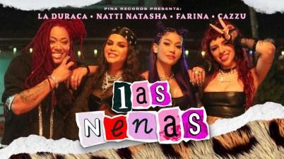 Natti Natasha - Las Nenas Lyrics
