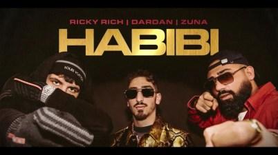 Ricky Rich, Dardan & Zuna - Habibi Lyrics