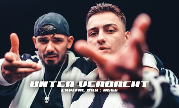 CAPITAL BRA & NGEE - UNTER VERDACHT Lyrics