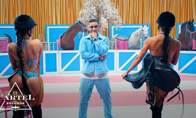 Daddy Yankee - EL PONY Lyrics