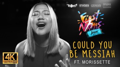 Morissette - Could You Be Messiah Lyrics