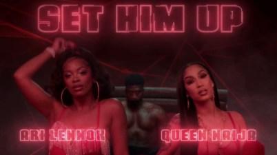 Queen Naija & Ari Lennox - Set Him Up Lyrics
