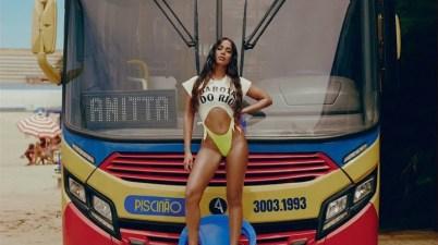Anitta ft. DaBaby - Girl from Rio Lyrics