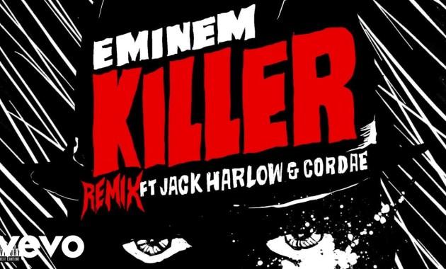 Eminem ft. Jack Harlow, Cordae - Killer (Remix) Lyrics