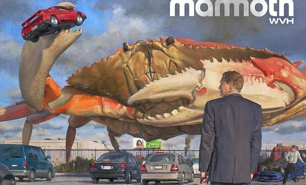 Mammoth WVH - Mammoth Lyrics