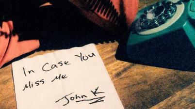 John K - magic Lyrics