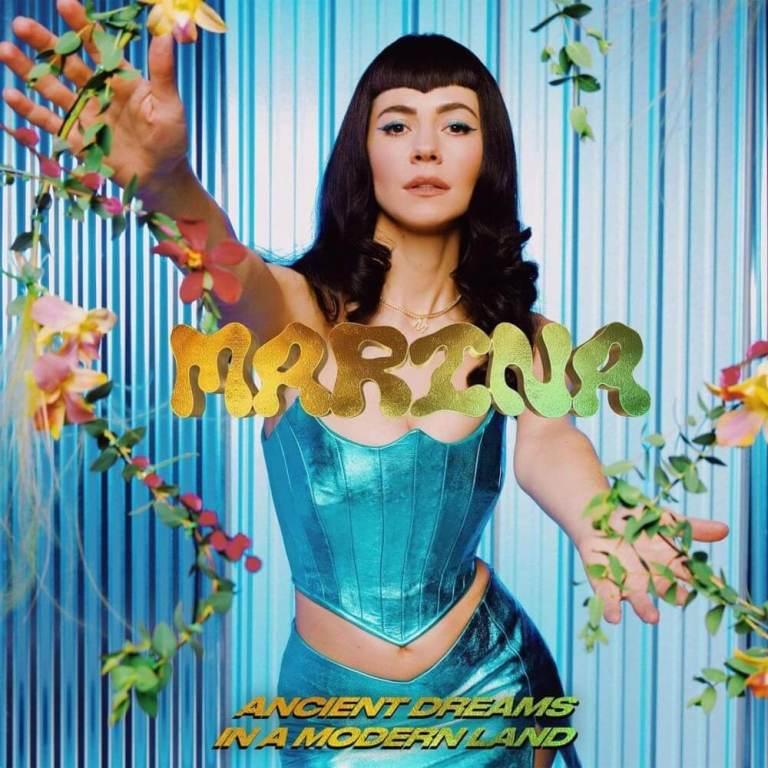 MARINA - Ancient Dreams In A Modern Land Album Lyrics