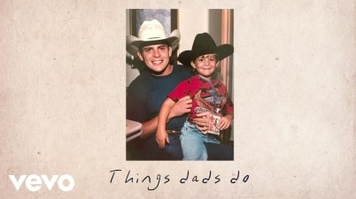 Thomas Rhett - Things Dads Do Lyrics