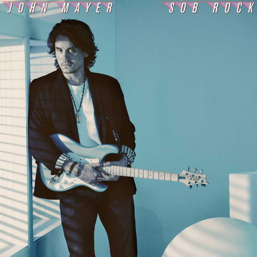 John Mayer - Wild Blue Lyrics