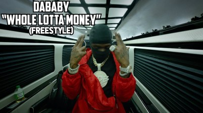 DaBaby - Whole Lotta Money Lyrics