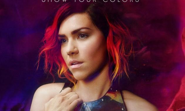 Genevieve - Show Your Colors Lyrics