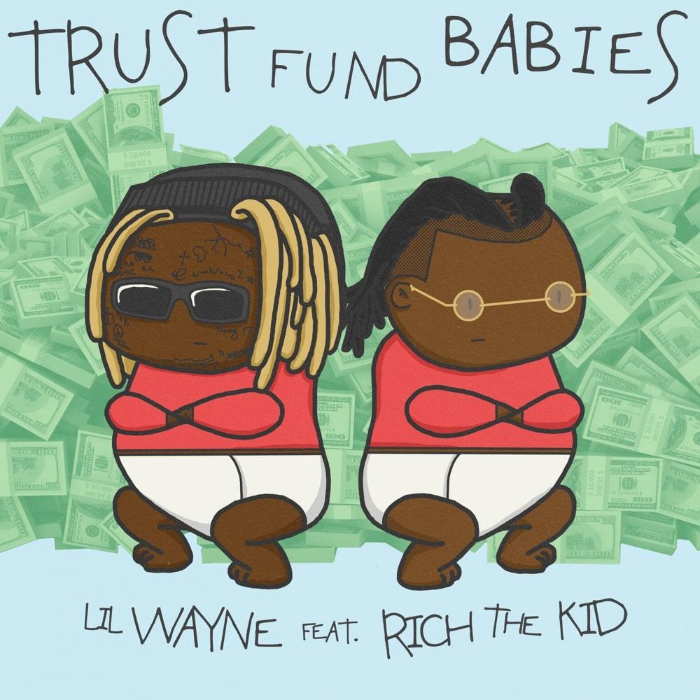Lil Wayne & Rich The Kid - Yeah, Yeah Lyrics
