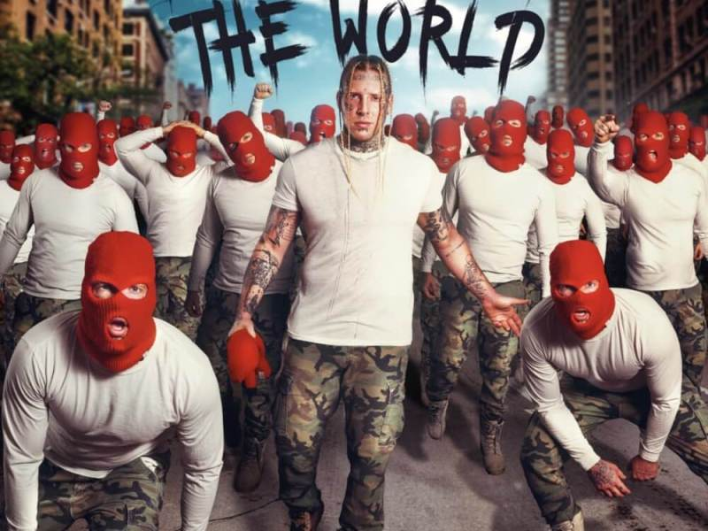 Tom MacDonald - Us Against The World Album Lyrics