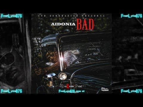 Aidonia Baad Lyrics