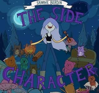 The Side Character Lyrics by Janine Berdin
