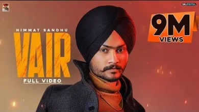 Photo of VAIR Lyrics : Himmat Sandhu Laddi Gill