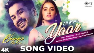 Photo of Ajj Mera Yaar Lyrics In English – Bhangra Paa Le