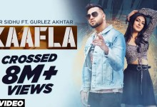 Photo of Kaafla Lyrics by Gur Sidhu and Gurlez Akhtar
