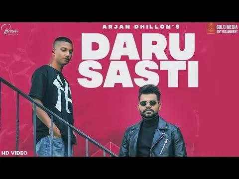 Daru Sasti Lyrics