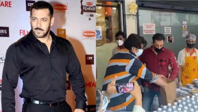 Photo of Salman Khan is helping people this way during Corona