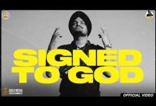 Photo of Signed To God Lyrics | Sidhu Moose Wala | Steel Banglez