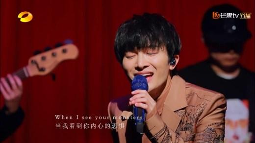 望 Pinyin Lyrics
