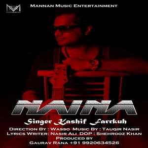 Naina Lyrics Kashif Farrukh
