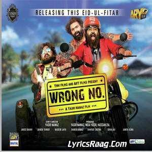 Bhaag Ja Lyrics Wrong No. Movie by Asrar Songs