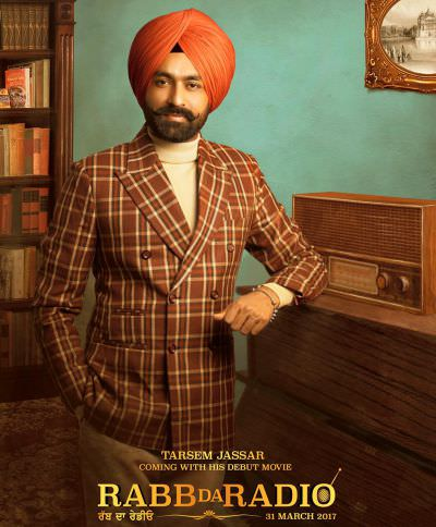 tarsem jassar new Rabb Da Radio Punjabi Movie