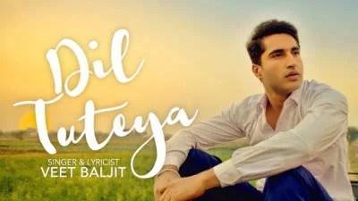 Song DIL TUTEYA - Veet Baljit Jassi Gill, Babbal Rai, Rubina Bajwa Sargi