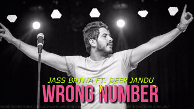 Wrong Number FULL SONG - Jass Bajwa