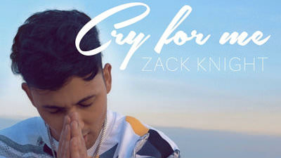 Zack Knight - Cry For Me (Explicit Version)