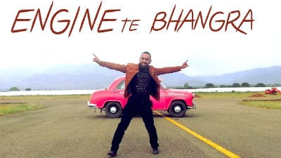Engine Te Bhangra Song Gupz Sehra