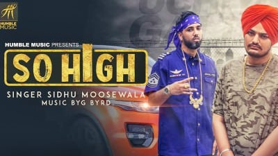 So High Sidhu Moose Wala
