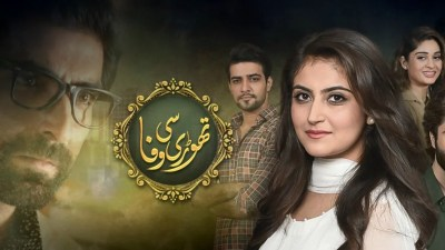 Thori Si Wafa Complete OST (Only) HUM TV