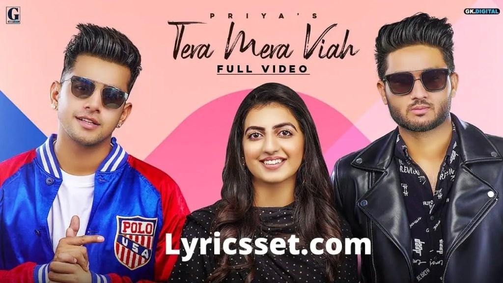 Kado Teri Aaugi Baraat Jatt Ve Lyrics
