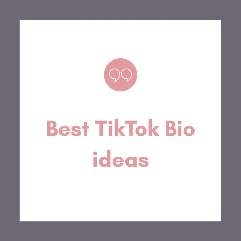 523 Best Tiktok Bio Ideas For Boys And Girls Jan 2020 Lyrics Set