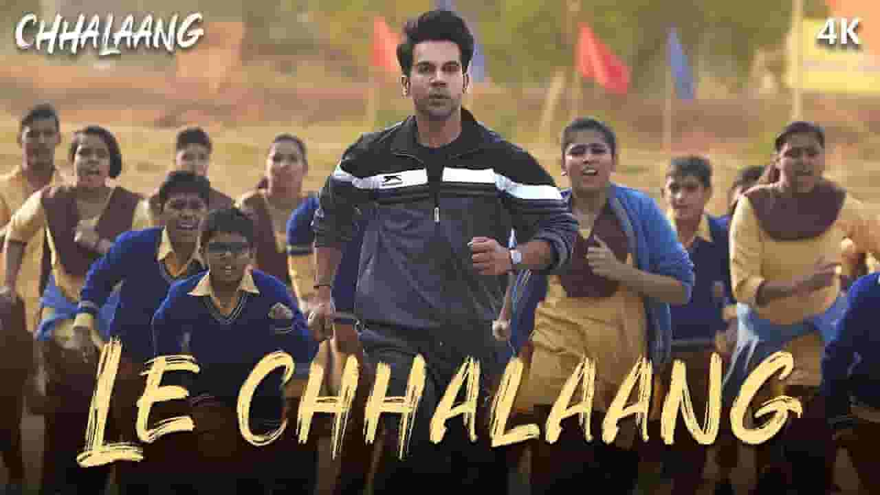 ले छलांग Le Chhalaang Lyrics In Hindi