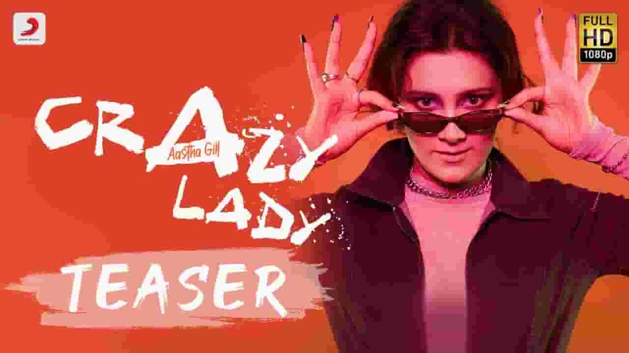 Crazy Lady Lyrics In Hindi