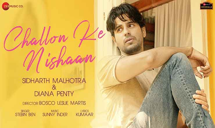 छल्लों के निशान Challon Ke Nishaan Lyrics In Hindi – Stebin Ben