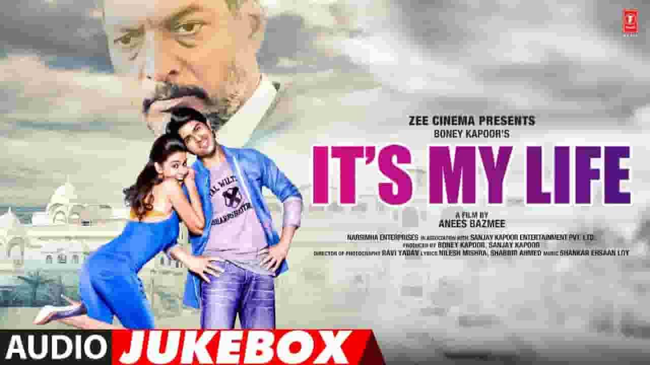ना समझ दिल Na Samajh Dil Lyrics In Hindi – It's My Life