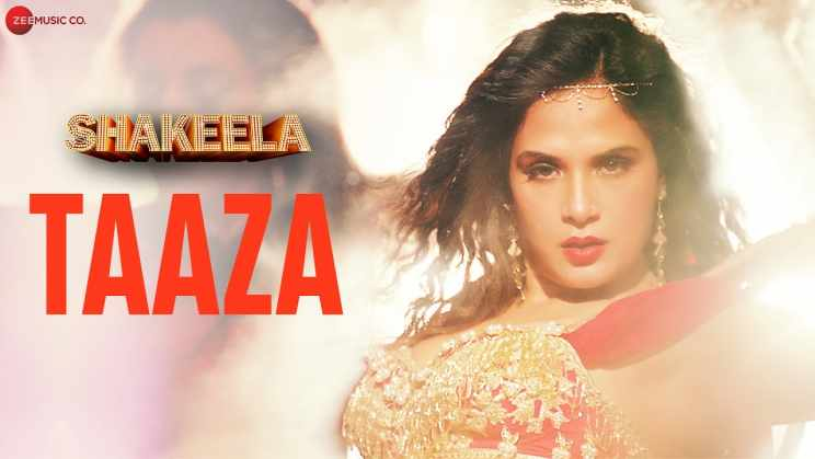 ताज़ा Taaza Lyrics In Hindi – Shakeela | Prakriti Kakar