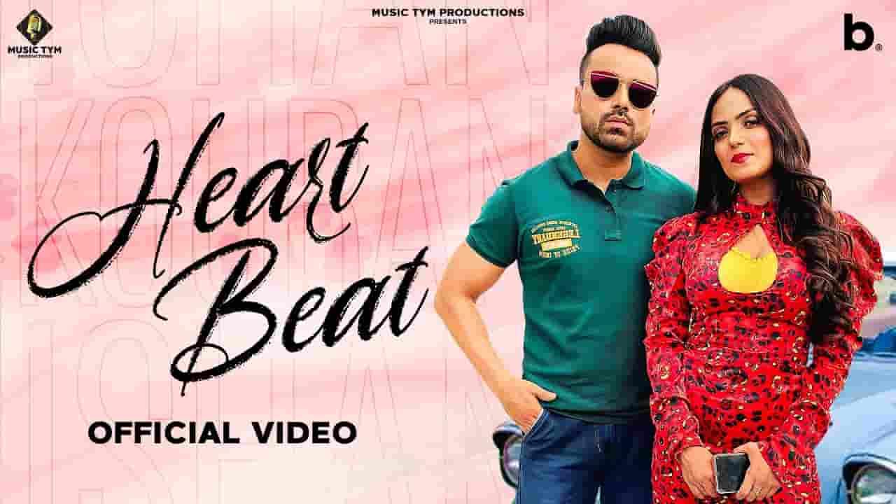 हार्टबीट Heartbeat Lyrics In Hindi – Ishan Kouran & Aashi
