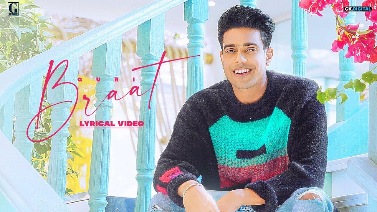 बरात Braat Lyrics In Hindi – Guri   Sharry Nexus