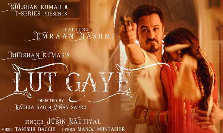 लुट गये Lut Gaye Lyrics In Hindi – Jubin Nautiyal