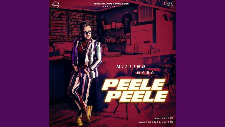 पीले पीले Peele Peele Lyrics In Hindi – Millind Gaba