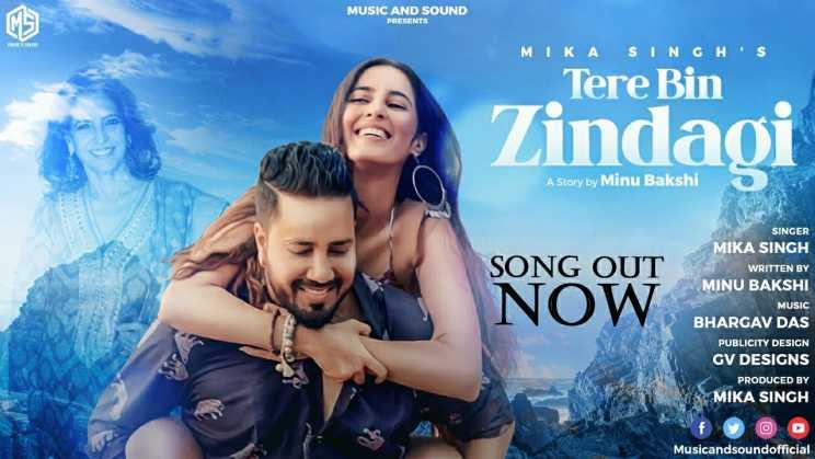 तेरे बिन ज़िन्दगी Tere Bin Zindagi Lyrics In Hindi – Mika Singh