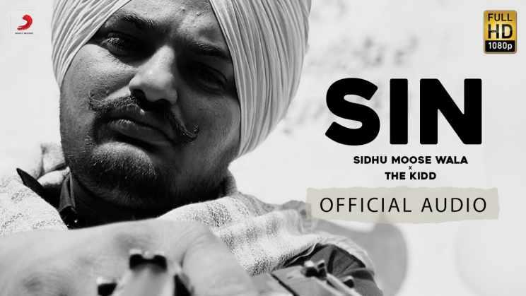सिन Sin Lyrics In Hindi – Sidhu Moose Wala